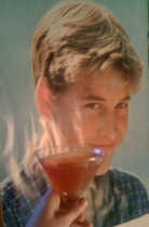 I raise my glass to you, Prince William!