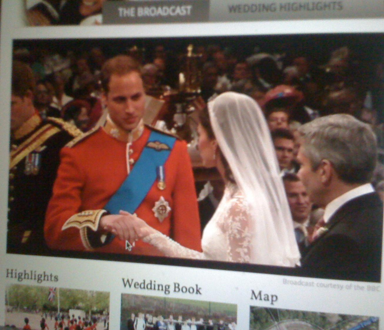 royal wedding – Ramblings