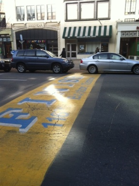 116th Boston Marathon Finish line