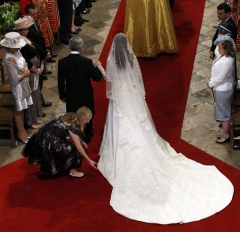Royal Wedding Dress