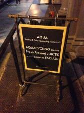 Aqua Studio NYC