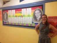 Proud teacher!